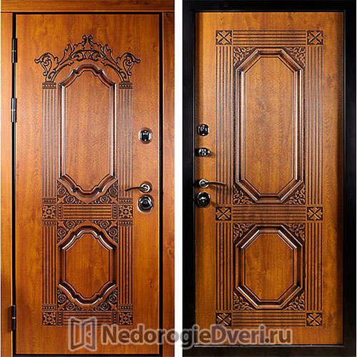 Входная дверь Париж