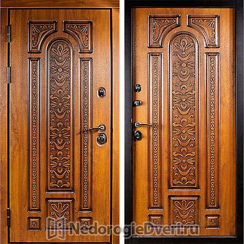 Входная дверь Рим