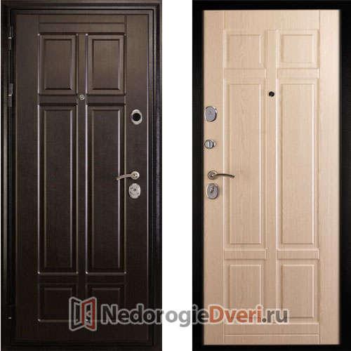 Входная металлическая дверь Дива МД 07 ТРИ КОНТУРА УПЛОТНЕНИЯ