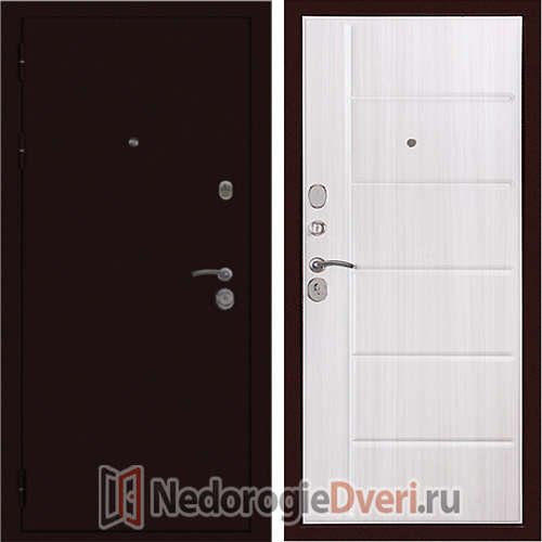 Входная дверь ДИВА С 503 Светлый Сандал