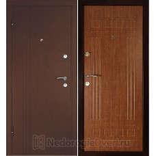 Входная Металлическая дверь ДК Трио