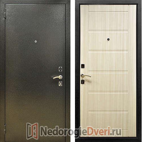Входная металлическая дверь Стоп Сити Эшвайт