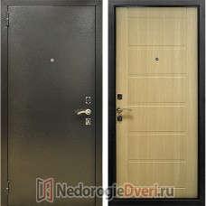 Входная металлическая дверь Стоп Сити Каппучино