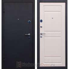 Входная металлическая дверь Геркон Афина 3К Беленый Дуб