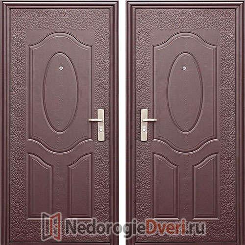 Входная металлическая дверь Snedo E40 (Техническая)