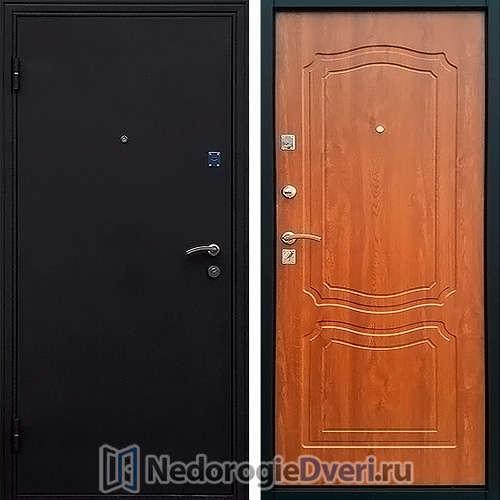 Входная дверь Геркон Классика Дуб Золотистый