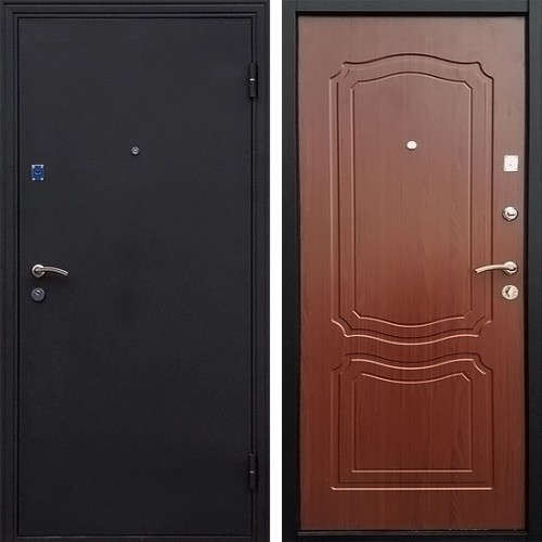 Входная дверь Геркон Классика Итальянский Орех