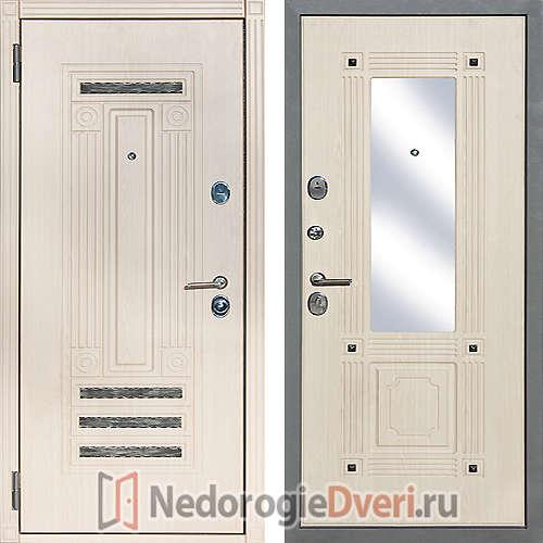 Входная металлическая дверь Афродита Зеркало