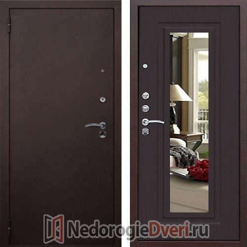 Входная металлическая дверь Стоп Царское Зеркало Венге