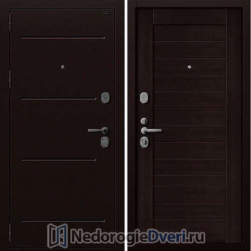 Входная дверь Groff Т2 221 Wenge Veralinga