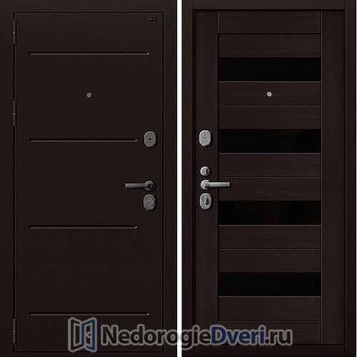 Входная дверь Groff Т2 223 Wenge Veralinga