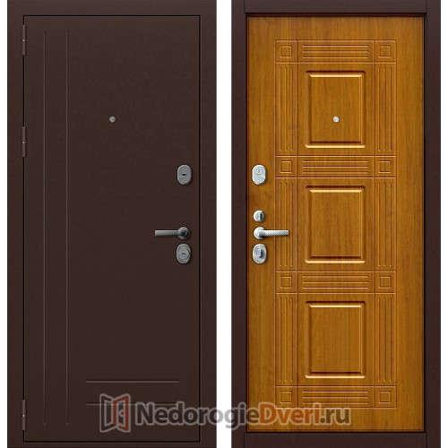 Входная дверь Groff P2 202 Золотой Дуб