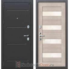 Входная дверь Groff Т2 223 Cappuccino Veralinga