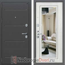 Входная дверь Groff P2 206 Белёный Дуб