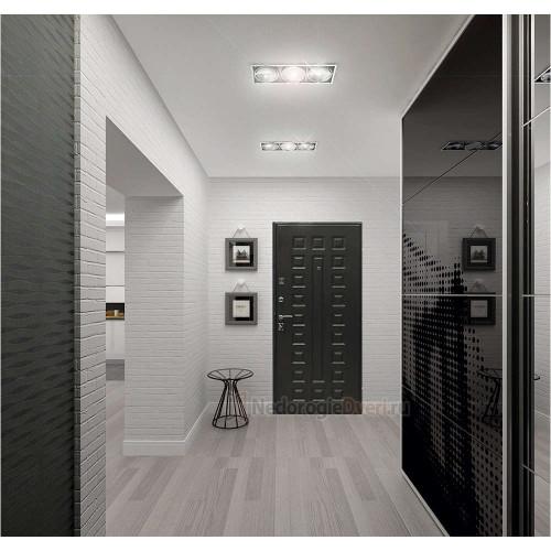 Входная дверь Art Lock 4G Венге в интерьере (фото)