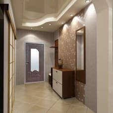 Входная дверь Геркон Ampir Венге в интерьере (фото)