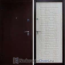 Входная дверь Кондор 105 Беленый дуб