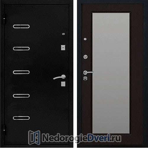Входная дверь Стоп Парко Зеркало Венге