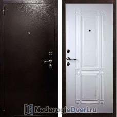 Входная дверь Кондор 2 Белый Ясень