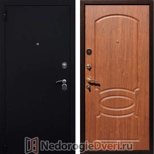 Входная дверь Rex 2 Береза Мореная