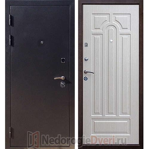 Двери Лекс 5А Беленый Дуб