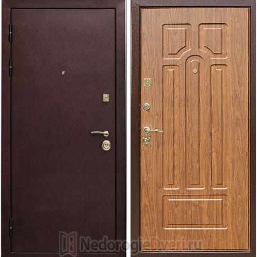 Двери Лекс 5А Береза Мореная