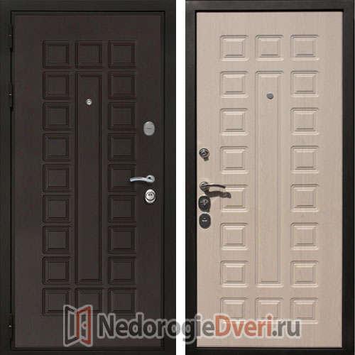 Двери Лекс Гладиатор Беленый дуб
