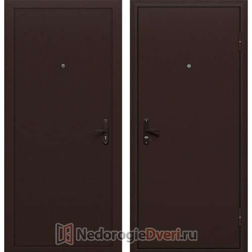 Входная металлическая дверь Оптим Инсайд Лайт (Внутр. открывания)