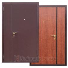 Входная двухстворчатая металлическая дверь Престиж Двухстворчатая