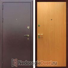 Входная дверь Престиж Standart  Миланский Орех