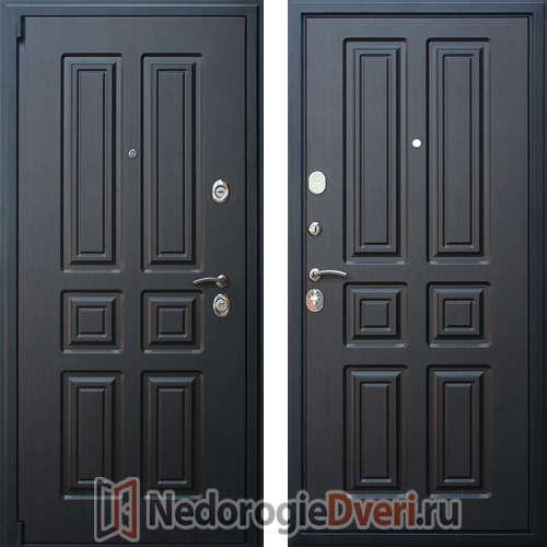 Входная дверь Престиж Атлант Венге