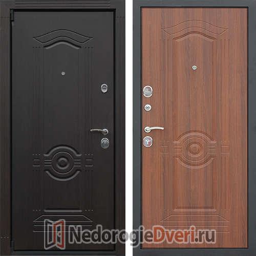 Входная дверь Престиж Гермес Орех