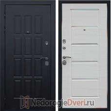 Входная дверь Престиж  F Беленый Дуб