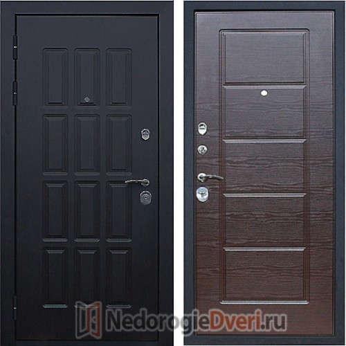 Входная дверь Престиж  F Венге