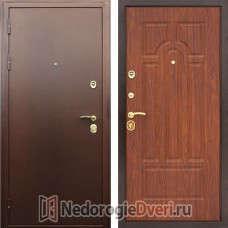 Входная металлическая дверь Престиж  PRO Орех