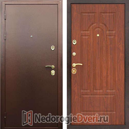 Входная дверь Престиж  PRO Орех