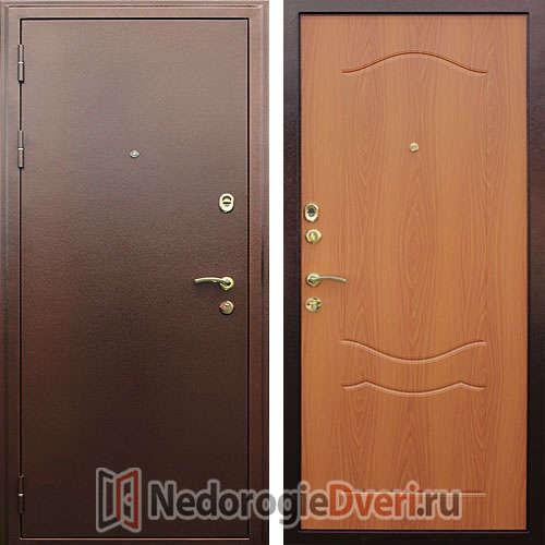 Входная дверь Престиж Триумф Миланский орех