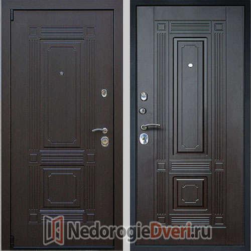 Входная дверь Престиж Викинг Венге