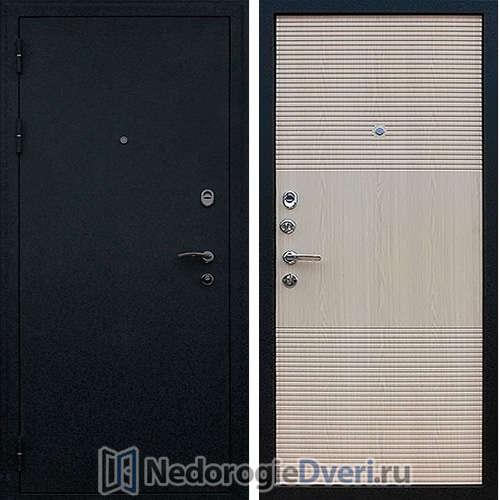 Входная металлическая дверь Престиж Слалом Беленый Дуб