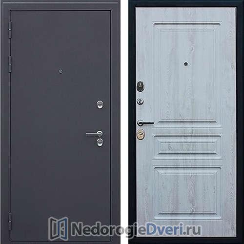 Входная дверь Термо 3К Белая Сосна