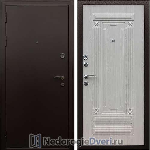 Входная дверь Престиж Триумф Беленый Дуб