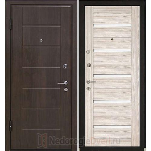Входная металлическая дверь Profil Doors M7 Капучино Мелинга