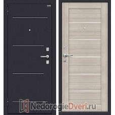Дверь входная Оптим Техно Cappuccino  Veralinga