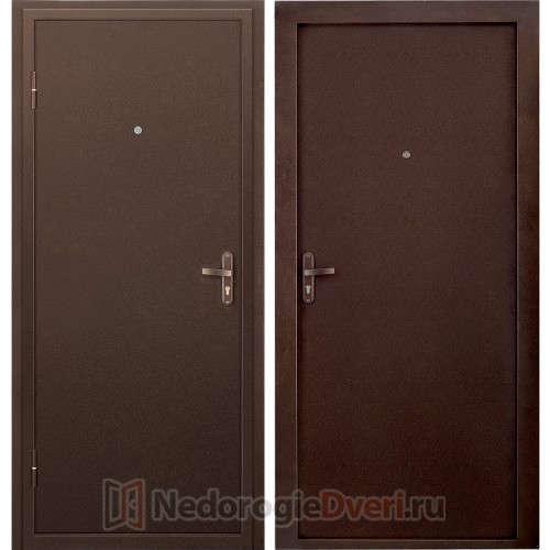 Входная металлическая дверь Промет Профи Металл Металл