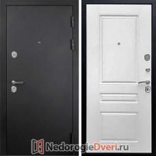 Входные железные двери в квартиру Art Lock 6А (В квартиру) Silk Snow в квартиру
