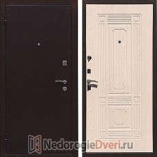 Входная дверь Rex 1 Белёный Дуб