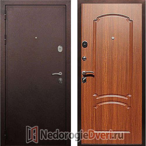 Входная дверь Rex Premium 61Трёхконтурная