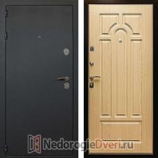 МЕТАЛЛИЧЕСКАЯ ДВЕРЬ РЕКС 5A КРОКОДИЛ ДУБ СВЕТЛЫЙ