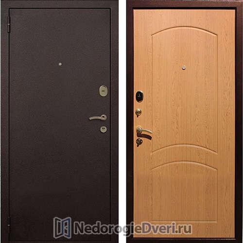 Входная дверь Rex 1А Светлый Дуб