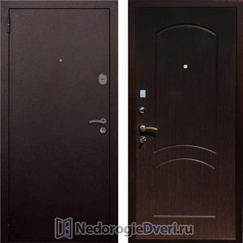Входная дверь Rex 1А Венге